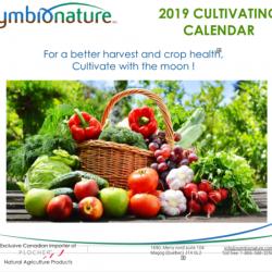 Cultivating Calendar 2019
